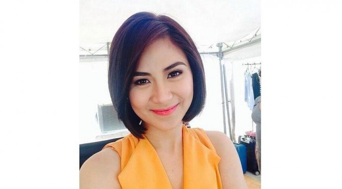 Sarah Geronimo New Hairstyle 2014 | HAIRSTYLE GALLERY