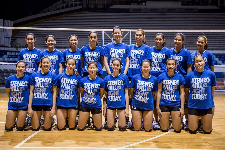 Ateneo Wins Against La Salle On UAAP Season 76 Women's Volleyball