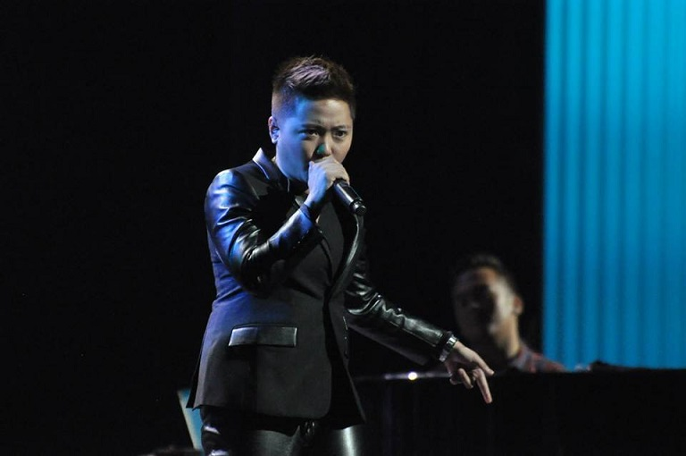 Charice pempengco sings right where i belong theme song of
