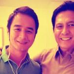 JM De Guzman and Tirso Cruz