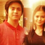 Jake Vargas and Bea Benine