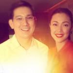 Jodi Sta. Maria and Richard Yap
