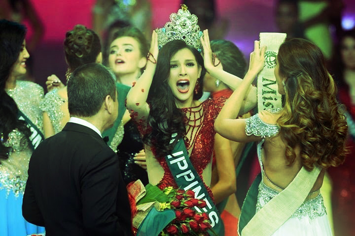 Miss Philippines Jamie Herrell Crowned As  Miss Earth 2014
