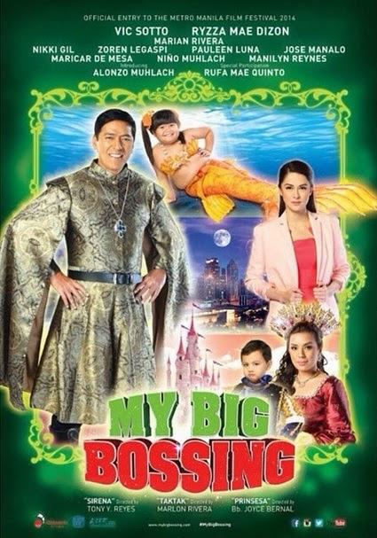My Big Bossing Movie Poster