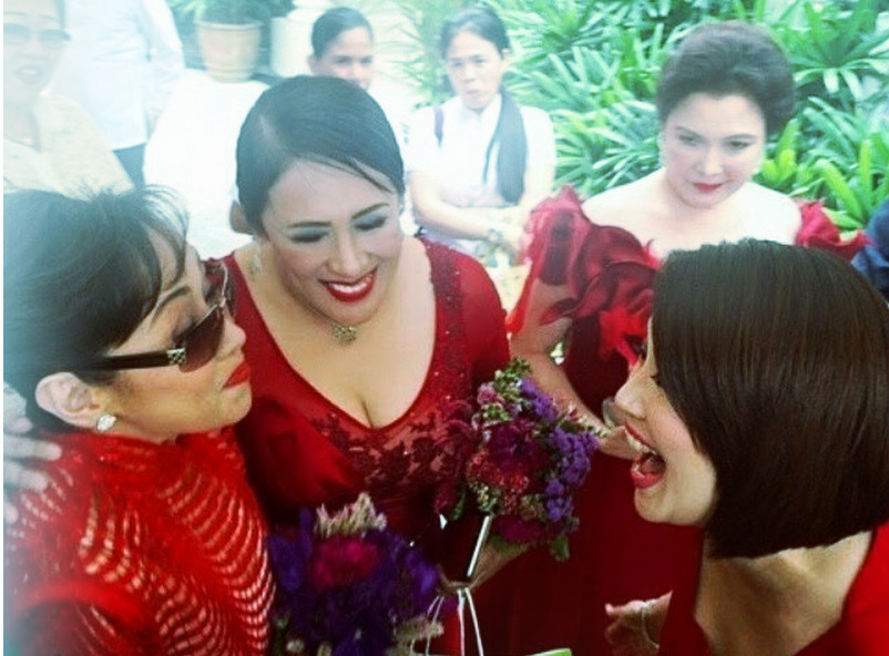 Kris aquino nephew wedding