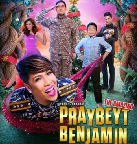 The Amazing Praybeyt Benjamin 2