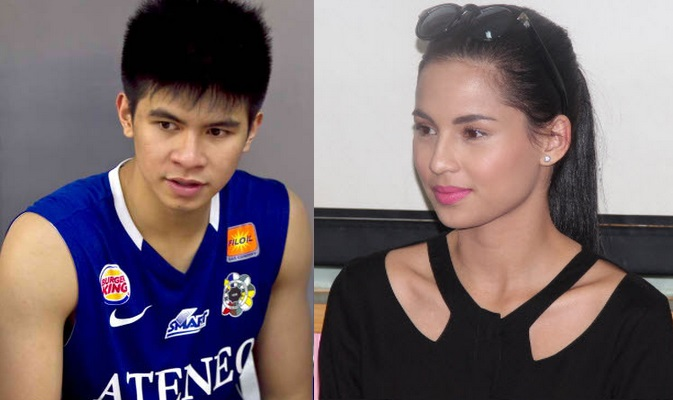 mika reyes and kiefer ravena relationship