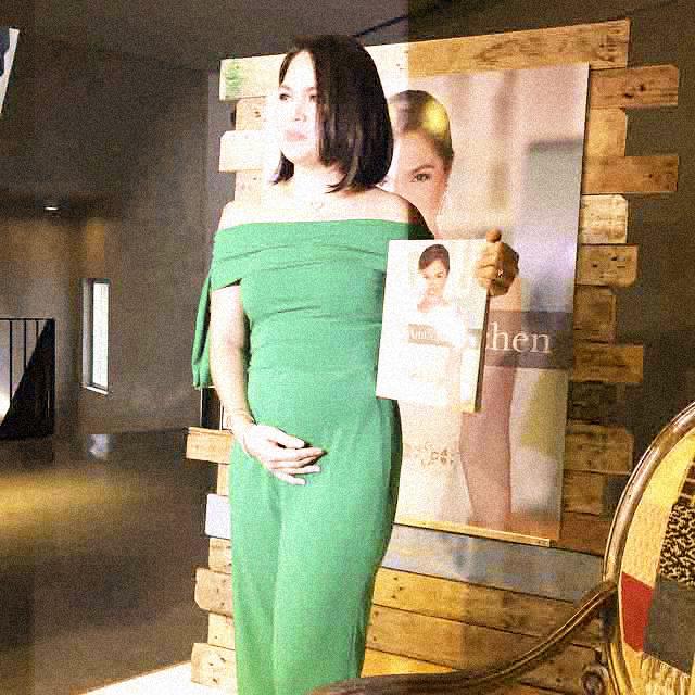 Baby Shower For Judy Ann Santos ~ Preggy judy anne santos and baby girl in health danger