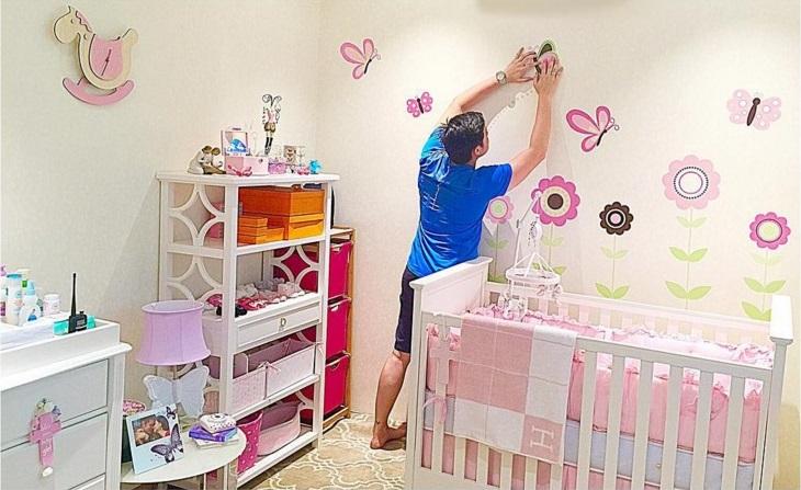 Baby Letizia Room